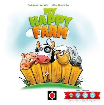 My Happy Farm Card Game