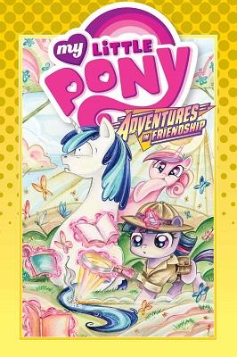 My Little Pony: Adventures in Friendship: Volume 5 HC