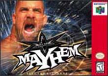 WCW Mayhem - N64