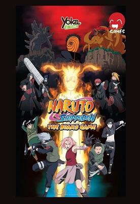 Naruto Shippuden Board Game