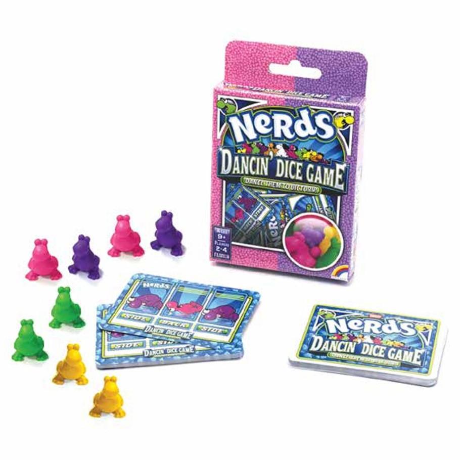 Nerds Dancin Dice Game