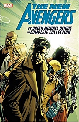 New Avengers by Bendis Complete Collection: Volume 6 TP