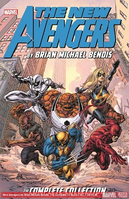 New Avengers by Bendis Complete Collection: Volume 7 TP