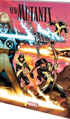 New Mutants by Zeb Wells TP