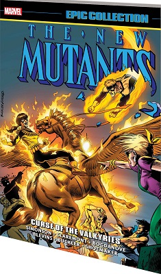 New Mutants Epic Collection: Curse of Valkyries TP