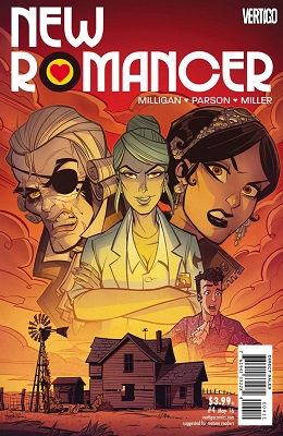 New Romancer no. 4 (4 of 6) (2015 Series) (MR)