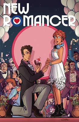 New Romancer no. 6 (6 of 6) (2015 Series) (MR)