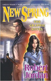 New Spring Graphic Novel - Used