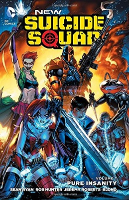 New Suicide Squad: Volume 1: Pure Insanity TP