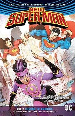 New Super Man: Volume 2: Coming to America TP
