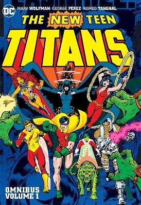 New Teen Titans Omnibus: Volume 1 HC
