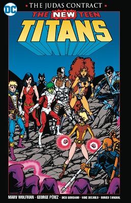 New Teen Titans: The Judas Contract TP