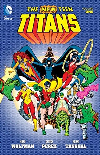New Teen Titans: Volume 1 TP