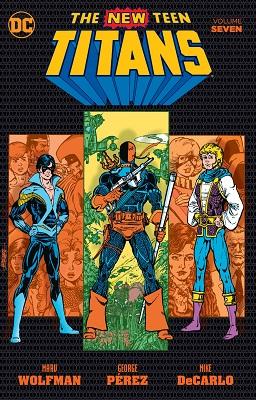 New Teen Titans: Volume 7 TP