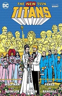 New Teen Titans: Volume 8 TP