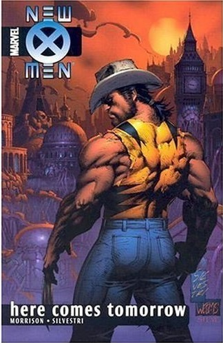 New X-Men: Volume 7: Here Comes Tomorrow TP - Used