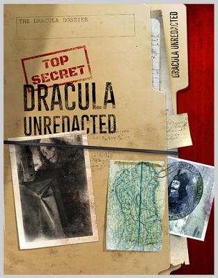 Nights Black Agent: Dracula Unredacted HC - Used
