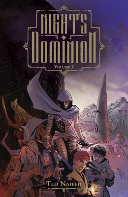 Nights Dominion: Volume 1 TP (MR)