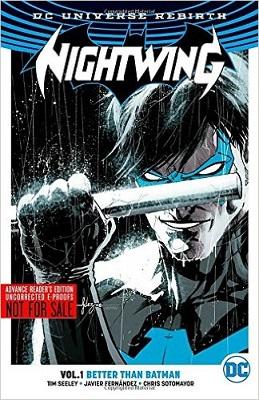 Nightwing: Volume 1: Better Than Batman TP