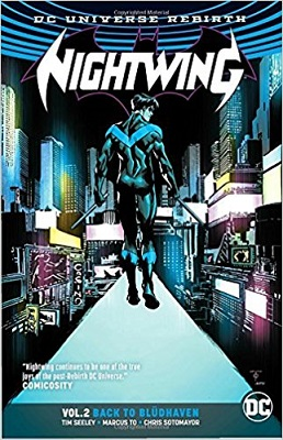 Nightwing: Volume 2: Back to Bludhaven TP