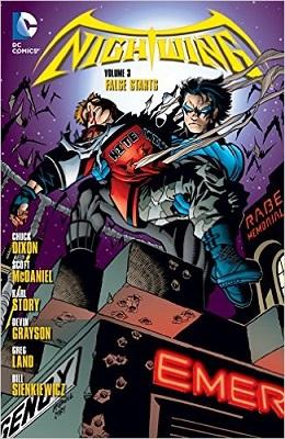 Nightwing: Volume 3: False Starts TP