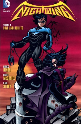 Nightwing: Volume 4: Love and Bullets TP