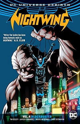 Nightwing: Volume 4: Blockbuster TP
