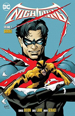 Nightwing: Volume 7: Shrike TP