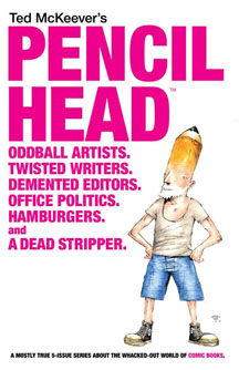 Pencil Head (2016) Complete Bundle - Used