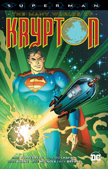 Superman: The Many Worlds of Krypton TP