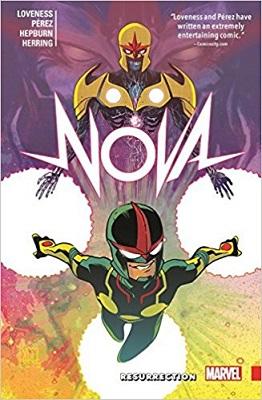 Nova: Volume 1: Resurrection TP