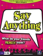 Say Anything - USED - By Seller No: 17135 William Konczal