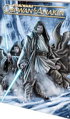 Star Wars: Obi Wan and Anakin TP