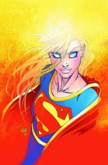 Supergirl: Volume 1: The Girl of Steel TP