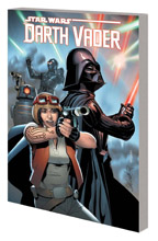 Darth Vader: Volume 2: Shadows and Secrets TP