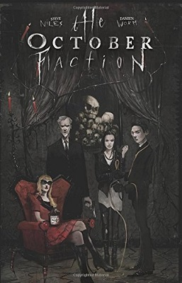 October Faction: Volume 1 TP
