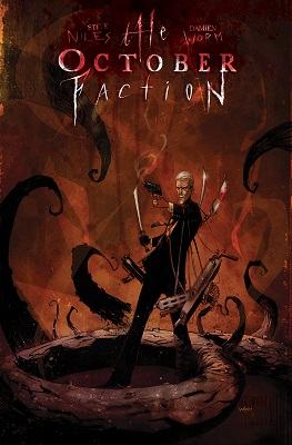 October Faction: Volume 2 TP