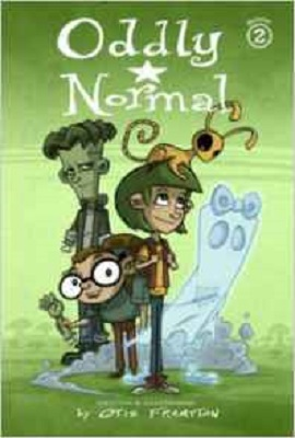 Oddly Normal: Volume 2 TP