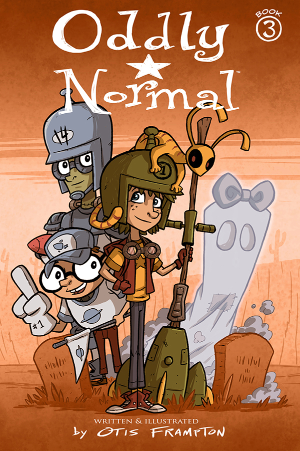Oddly Normal: Volume 3 TP