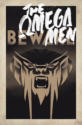 The Omega Men: The End is Here TP