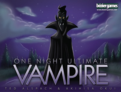 One Night Ultimate Vampire Card Game