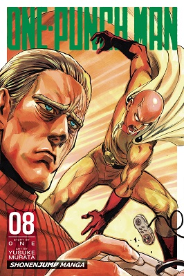 One Punch Man: Volume 8 TP