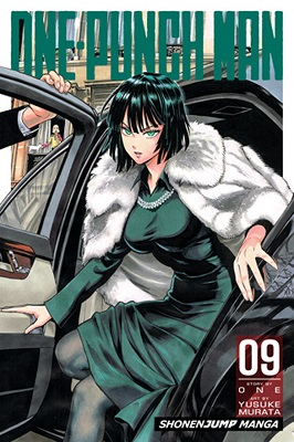 One Punch Man: Volume 9 TP