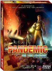 Pandemic: On the Brink Expansion 2013
