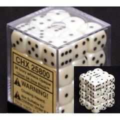 D6 Block: Opaque: 12mm