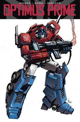 Transformers: Optimus Prime: Volume 1 TP