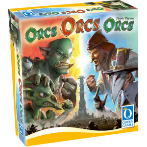 Orcs Orcs Orcs Board Game - USED - By Seller No: 375 Craig Maloney