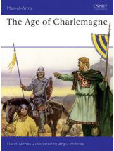Men-At-Arms-Series: The Age of Charlemagne - Used
