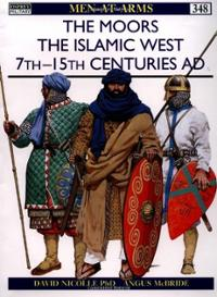 Men-At-Arms-Series: The Moors - Used