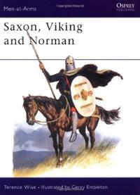 Men-At-Arms-Series: Saxon, Viking and Norman - Used